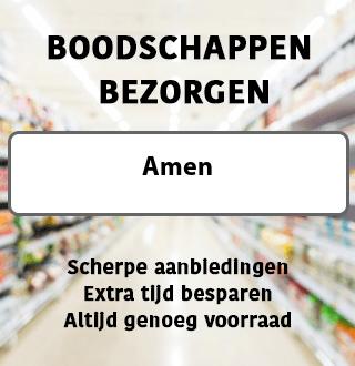Boodschappen Bezorgen Amen