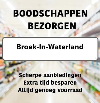Boodschappen Bezorgen Broek in Waterland