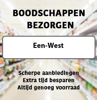 Boodschappen Bezorgen Een-West