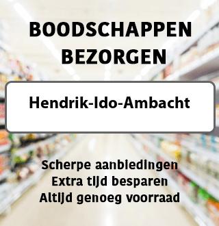 Boodschappen Bezorgen Hendrik-Ido-Ambacht