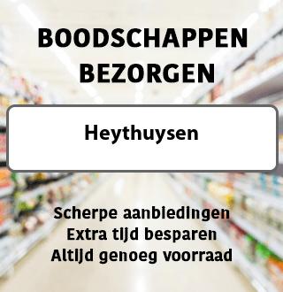 Boodschappen Bezorgen Heythuysen