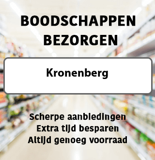 Boodschappen Bezorgen Kronenberg