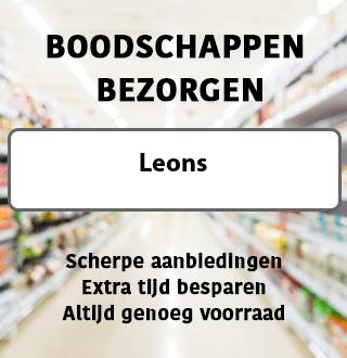Boodschappen Bezorgen Leons