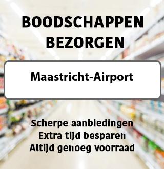 Boodschappen Bezorgen Maastricht-Airport