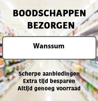 Boodschappen Bezorgen Wanssum