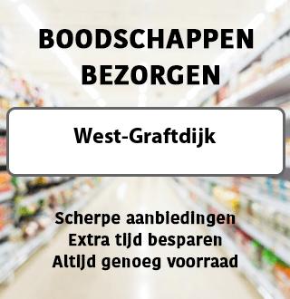 Boodschappen Bezorgen West-Graftdijk
